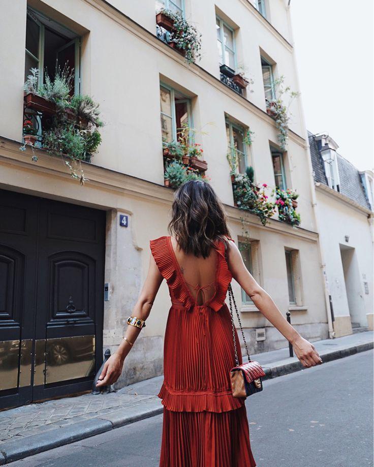ruffles in paris!