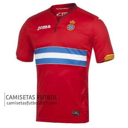 Segunda camiseta de tailandia Espanyol 2015 2016  7ee4a5bb6dc