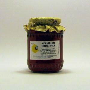 Erdei méz | Sági Méhészet mézharmat vérszegénység ellen zamatos, édes méz