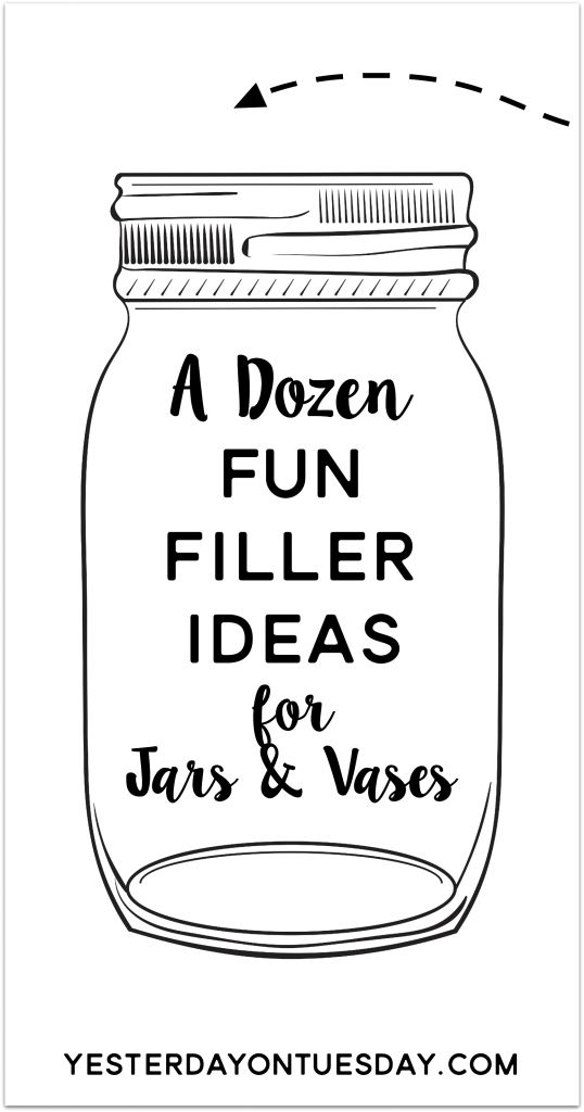 37 best Apothecary Jar Filling Ideas images on Pinterest