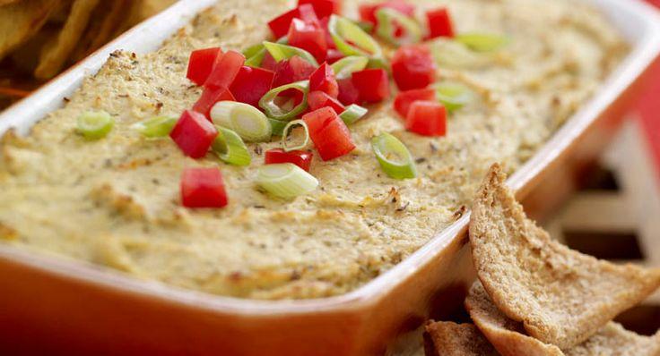 mediterrean recipes with photos | Mediterranean Spiced Artichoke Bake