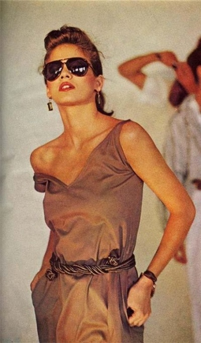Gia Carangi——way too cool!