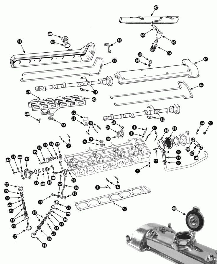 Daimler V7 Engine Diagram Daimler V7 Engine Diagram