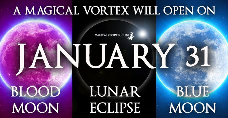 Astrological Predictions for the Full Moon, Blue Moon and Lunar Eclipse in Leo. What does it bring to each and every zodiac? What magic is favoured by it?