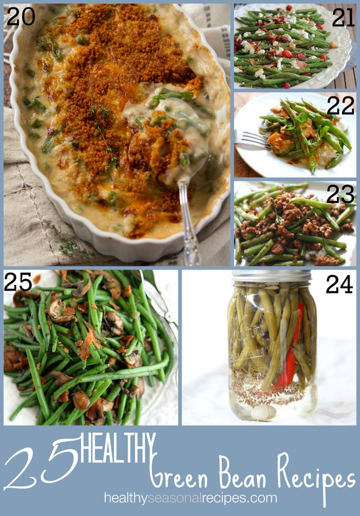 how to cook fresh green beans healthy