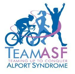 #TeamASF - Teaming up to conquer #AlportSyndrome! http://alportsyndrome.kintera.org/TeamASF #AlportAwareness