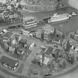 Model railway and miniature Penticton, complete with a tiny SS Sicamous :)  The SS Sicamous Stern Wheeler is on the beach in Penticton. The ship is a must see tourist attraction if you are visiting the Okanagan.  Instagram Photos nearby SS Sicamous | Photos and Map | Websta (Webstagram)