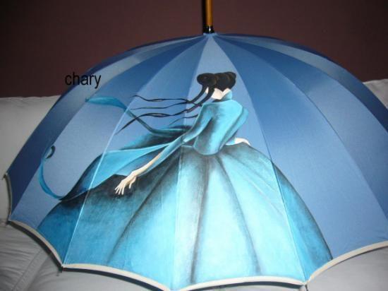 14 best folding umbrellas images on pinterest folding - Recambio tela parasol ...