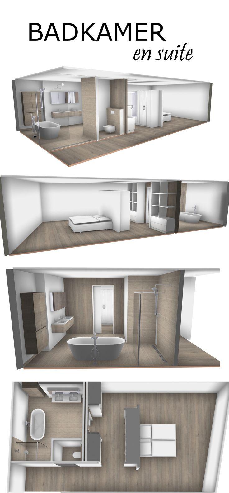 61 best images about 3d badkamer ontwerpen on pinterest - Keuken ontwerpen ...