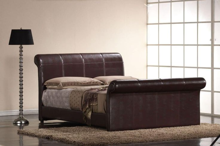 The Elegance Of Leather Bed Frame