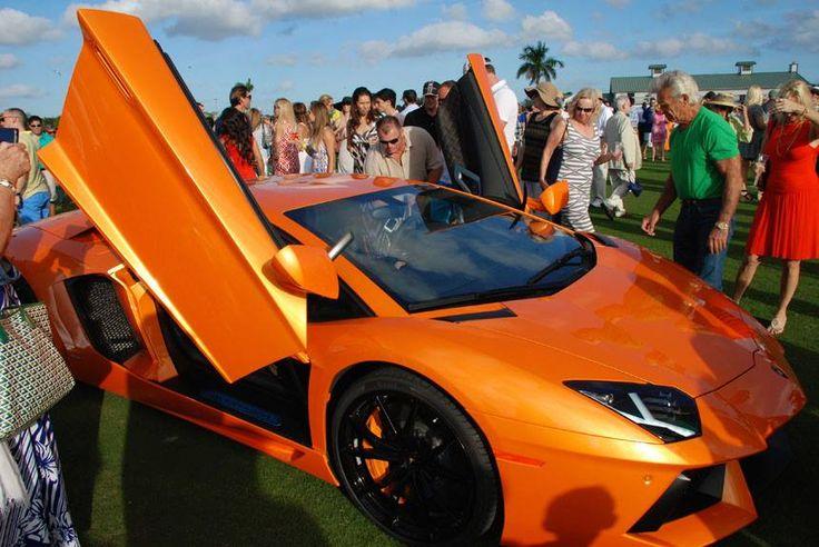 Palm Beach Super Car Week  January 2nd- 10th, 2016