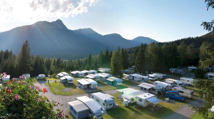 Camping Ehrwald Zugspitze