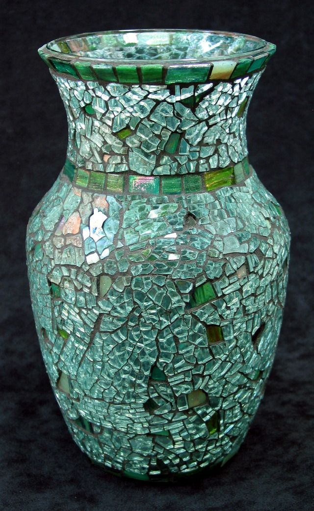 Mosaic Vases Images