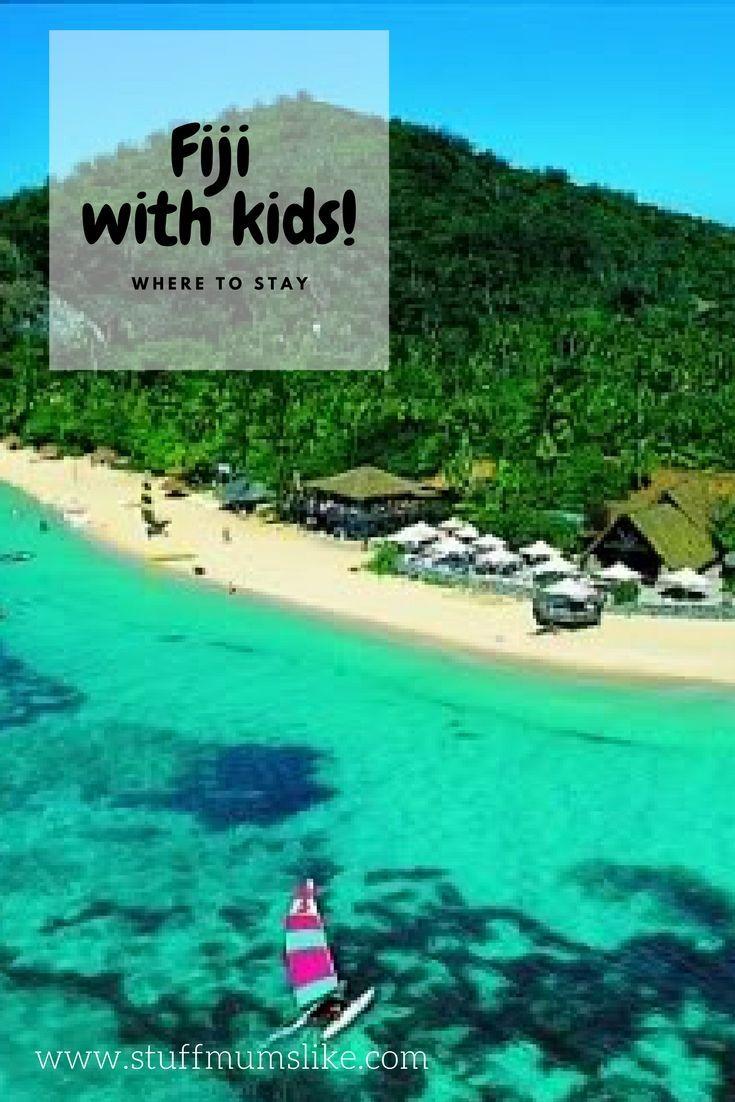 Fiji with kids / Fiji holiday / where to stay in Fiji / fiji holiday ideas