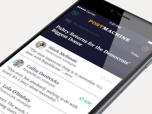 News App—Ramotion.com