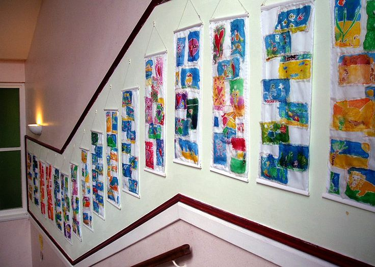 17 best images about school art show display ideas on for Display walls for art shows