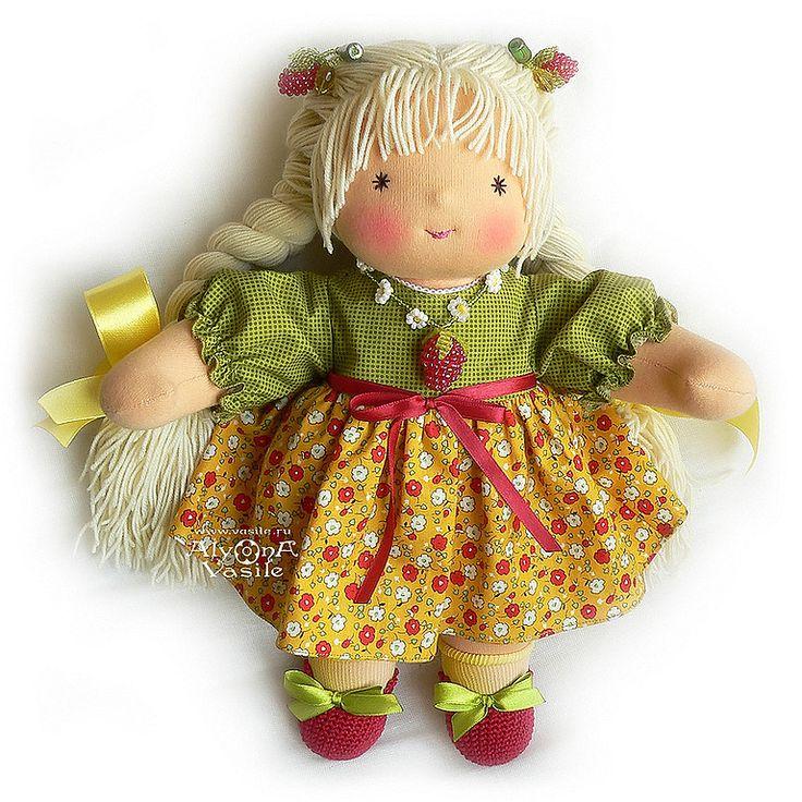 вечерам вальдорфские куклы фото может