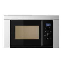 Built In Microwaves & Microwave Ovens | Shop with IKEA