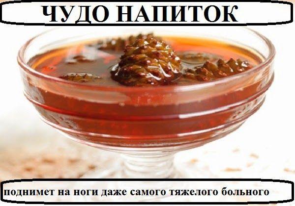 Всё самое интересное!: Лечебный сироп из сосновых шишек.