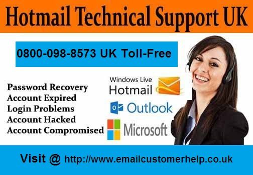 We offer Hotmail email solution for distinct Hotmail Login and account, security related technical issues.