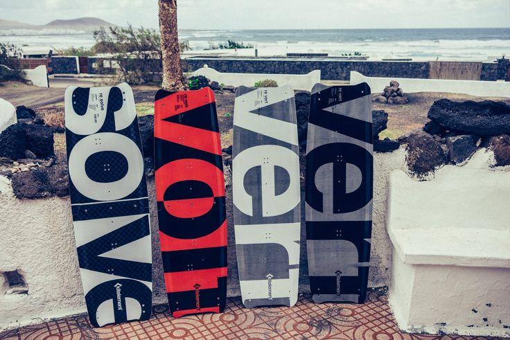 Testing days, Lanzarote