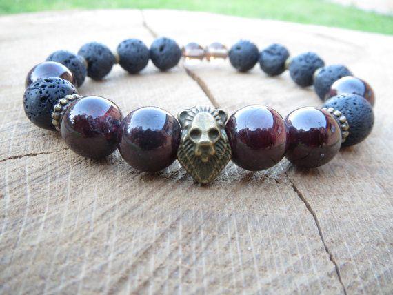 Hey, I found this really awesome Etsy listing at https://www.etsy.com/uk/listing/232534295/abundance-mens-lion-bracelet-men