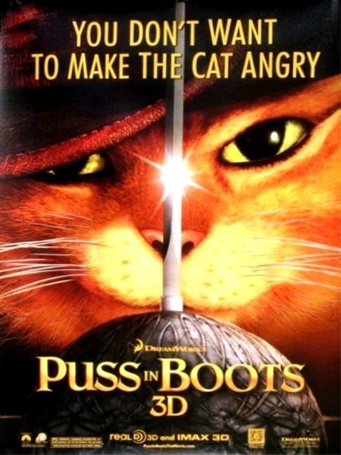 puss is the best