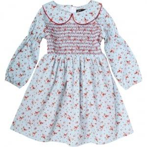 Oobi smock dress