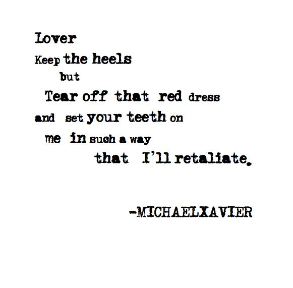 16 best Michael Xavier poems. Melt me ♥ images on