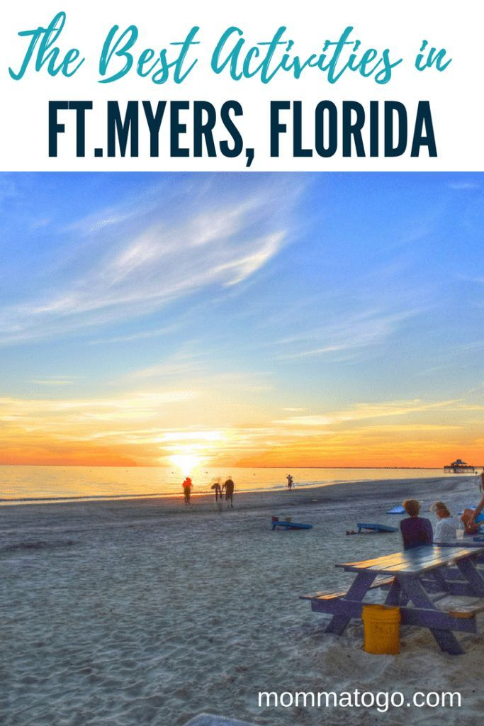 Awesome Things To Do In Ft Myers This Weekend Or Anytime In