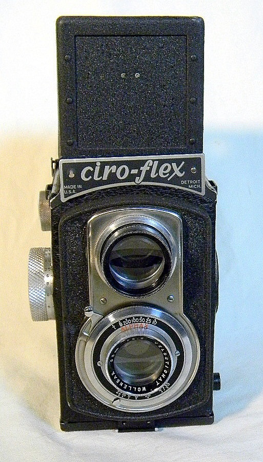 Ciiro Flex Twin Lens Reflex Camera Vintage by VintageViewfinders, $135.00