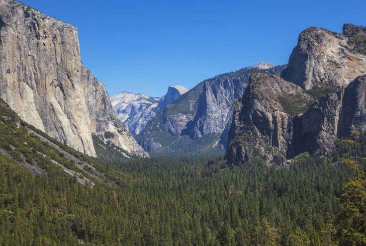 Yosemite National Park: één van de mooiste parken van Amerika (Foto: Sandra van der Ende) Vakantieboulevard.nl