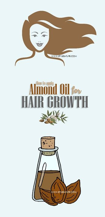 How To Use Almond Oil For Hair Growth Longer.