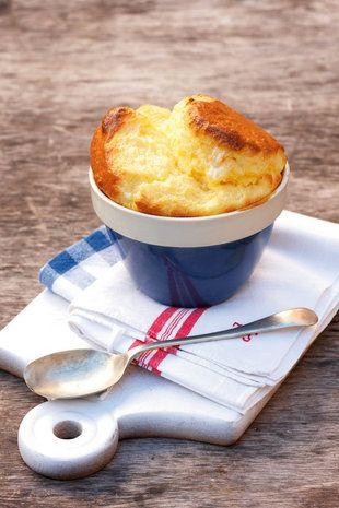 Mielie-soufflé | SARIE | Corn souffl
