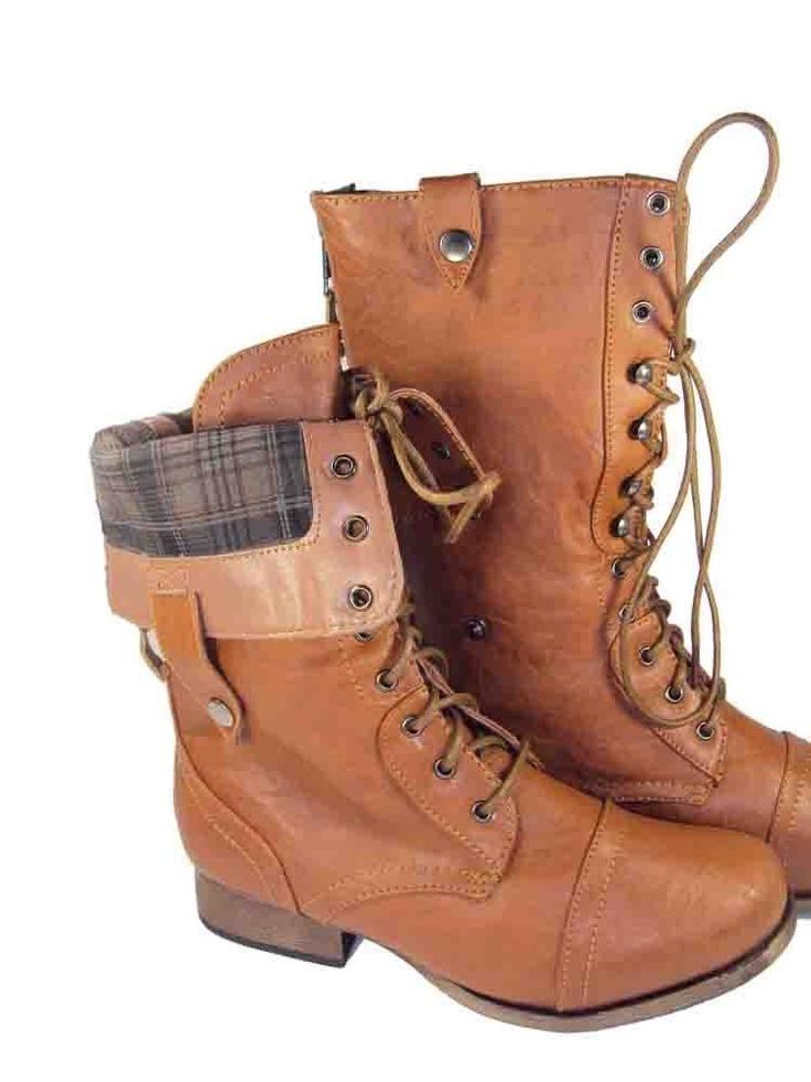 I love these.. A little darker brown and I would so own them.