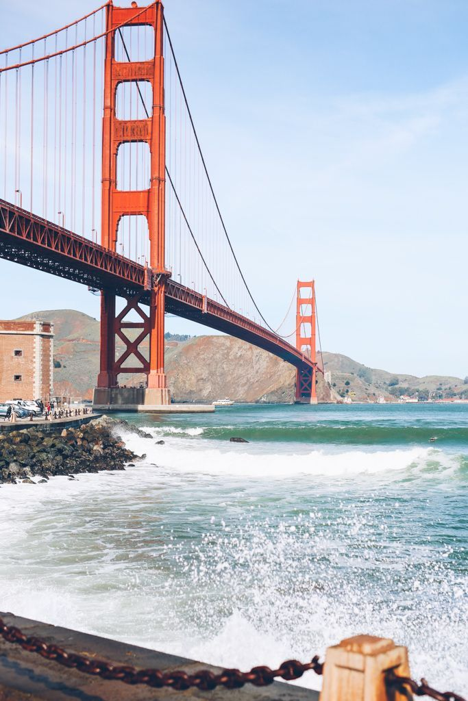 San Francisco Golden Gate Bridge California Craig S Mackay Photography