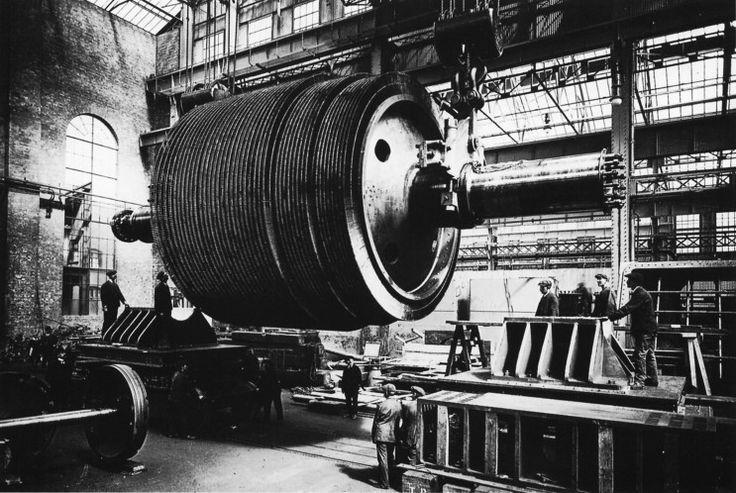 Titanic Turbine Rotor