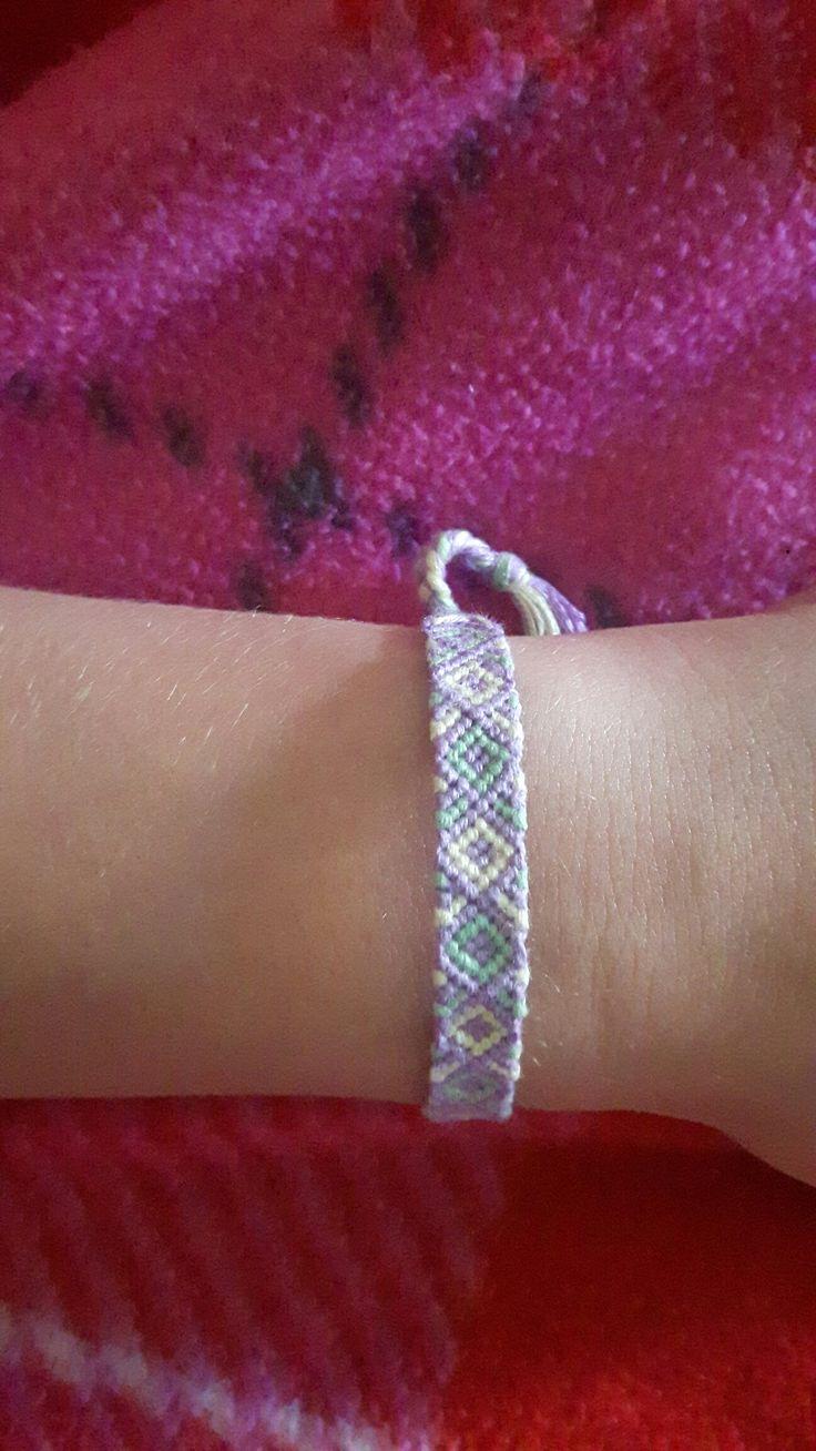 "Mulina bracelet ""crosses"""