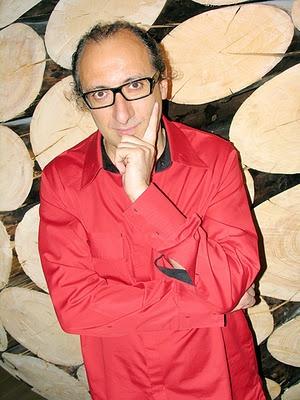 Alain Mikli truly an Amazing designer