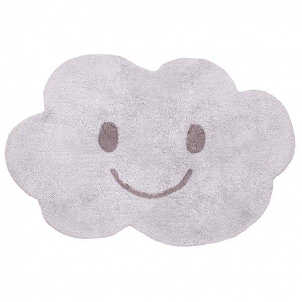 tapis chambre bb nuage smile - Tapis Chambre Bebe Garcon