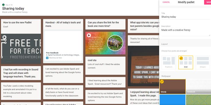 How to Use the New Version of Padlet
