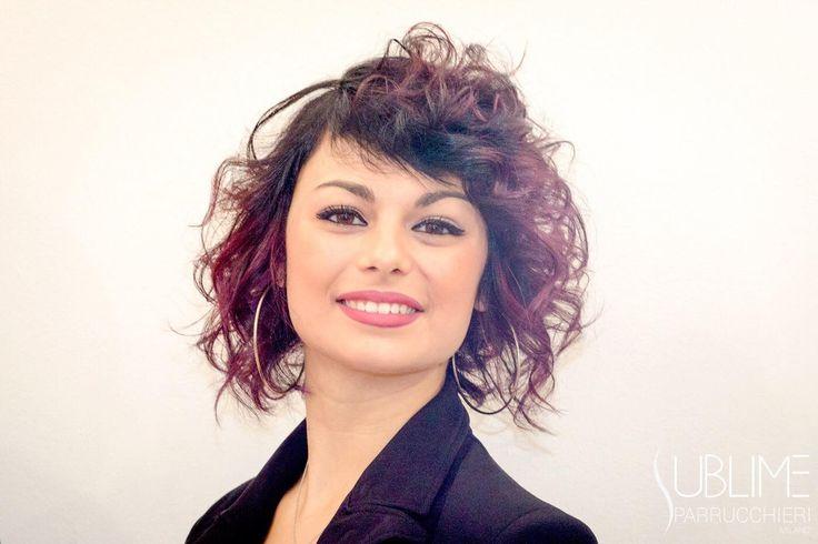 #colore #shatush #color #crazy #smile #beautiful #girl #italiangirl #funny…