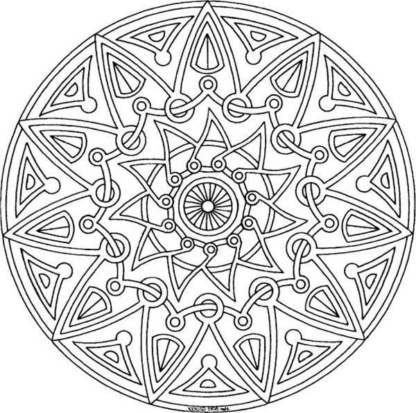 Aztec Aztec Tribal Coloring Pages Coloring Pages Pinterest Mandala Coloring Mandala Coloring Pages Coloring Pages