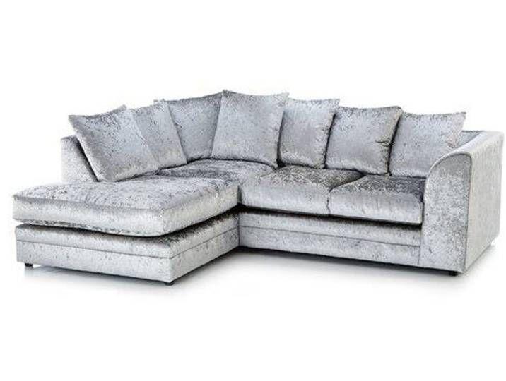 Ecksofa Zinc Velvet Corner Sofa Corner Sofa Cheap Sofas
