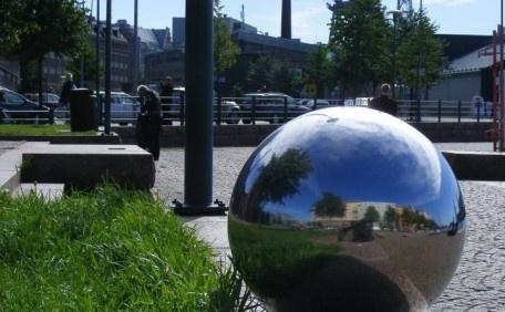 Finn gömb, Finnish ball