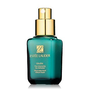 Estee Lauder Idealist- The best pore minimizing serum! I use it every day without fail. Worth every single penny .