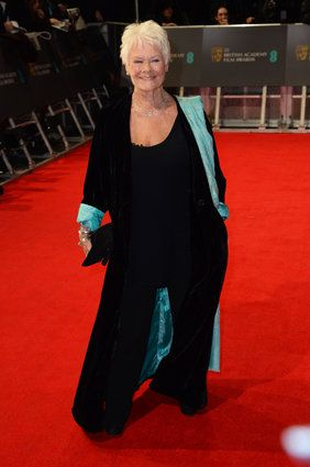 Yep, Judi Dench Considered Getting A Tattoo For Her 80th Birthday