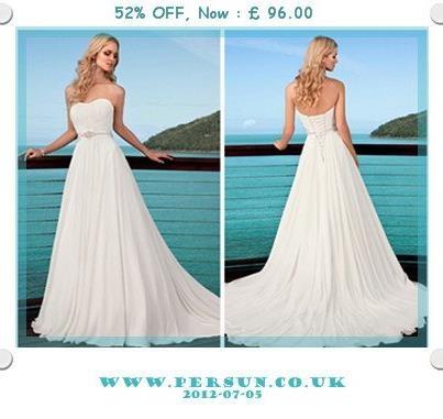 Wholesale Wedding Dresses 2012