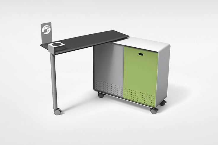Atkinson Designs Stand N Stow : Best ideas about mobile desk on pinterest docking