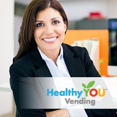Attention HR Admin! Keep your employees happy and productive with FREE healthy vending options at work.